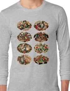 Mike Pike Machines 02 Long Sleeve T-Shirt