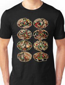 Mike Pike Machines 02 Unisex T-Shirt