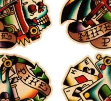 Mike Pike Machines 02 Sticker