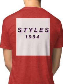 'Styles 1994' Cute Products!! Tri-blend T-Shirt
