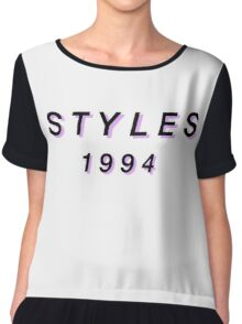 'Styles 1994' Cute Products!! Chiffon Top