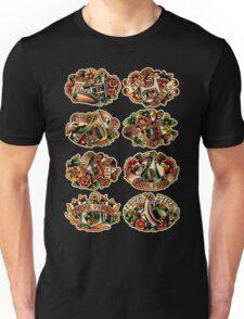 Mike Pike Machines 04 Unisex T-Shirt