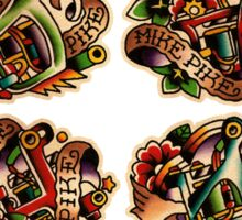 Mike Pike Machines 04 Sticker