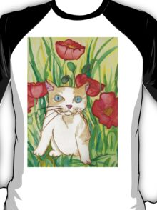 Between poppies T-Shirt