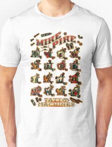Mike Pike Machines 05 Unisex T-Shirt