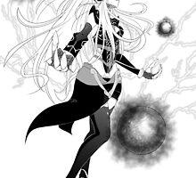 Syndra Unleashed by ZetsubowSenpai