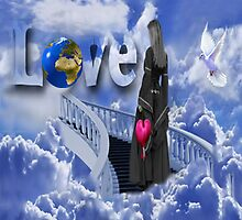)̲̅ζø̸√̸£ WHAT THE WORLD NEEDS NOW... IS LOVE SWEET LOVE... THATS THE ONLY THING THAT THERES JUST TOO LITTLE OF-  WORLD )̲̅ζø̸√̸£ THROW PILLOW by ✿✿ Bonita ✿✿ ђєℓℓσ