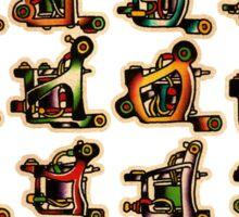Mike Pike Machines 06 Sticker