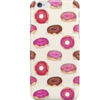 Homemade Doughnuts iPhone Case/Skin