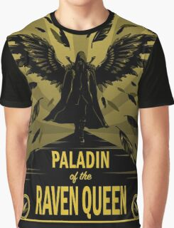 Paladin of the Raven Queen Graphic T-Shirt