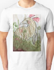 Old Scrumble The Mopey Moss Monster Unisex T-Shirt
