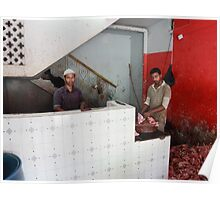 Two Butchers Golconda Poster