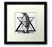 Waddle Waddle Framed Print