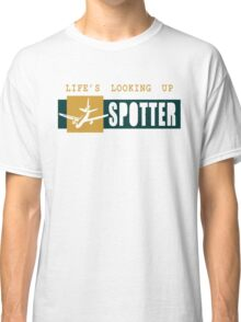 Lifes looking up Classic T-Shirt