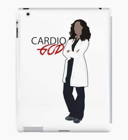 Cristina Yang - Cardio God iPad Case/Skin