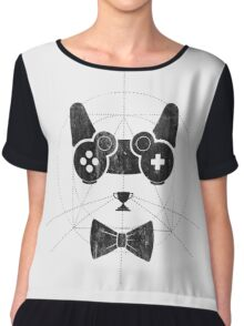 gameow Chiffon Top
