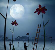 O Espaço das Flores by Marcel Caram