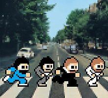 8-Bit Beatles by Danzy0