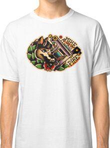 Spitshading 01 Classic T-Shirt