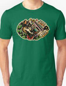 Spitshading 01 Unisex T-Shirt