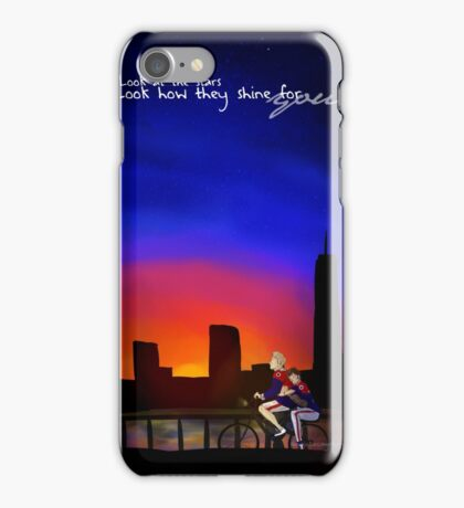 Look at the stars iPhone Case/Skin