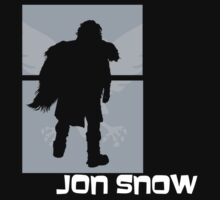 Game of Spies: Jon Snow by Christina McEwen