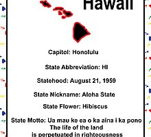 Hawaii Information Educational by ValeriesGallery