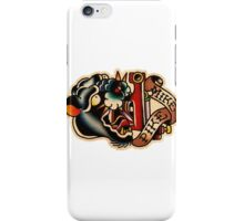 Spitshading 06 iPhone Case/Skin
