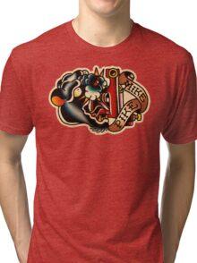 Spitshading 06 Tri-blend T-Shirt