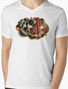 Spitshading 06 Mens V-Neck T-Shirt