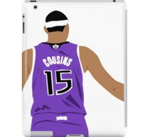 DeMarcus Cousins iPad Case/Skin