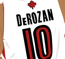DeMar DeRozan Sticker
