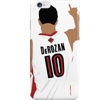 DeMar DeRozan iPhone Case/Skin