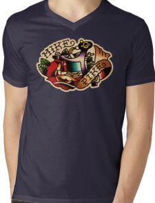 Spitshading 10 Mens V-Neck T-Shirt