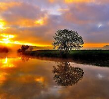 'Sunrise at Houghton' by NaturesEarth