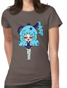 Bubble Teapot by Lolita Tequila Womens Fitted T-Shirt