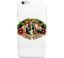Spitshading 18 iPhone Case/Skin
