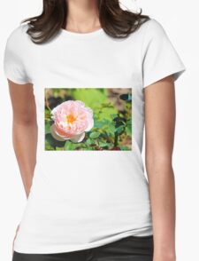 Blush of a Vine Womens Fitted T-Shirt