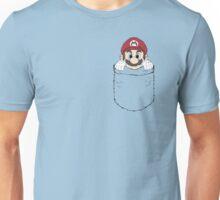 A Pocket Full Of Mario Unisex T-Shirt