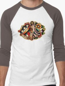 Spitshading 19 Men's Baseball ¾ T-Shirt