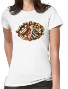 Spitshading 19 Womens Fitted T-Shirt