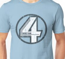 Fantastic 4 News Team Unisex T-Shirt