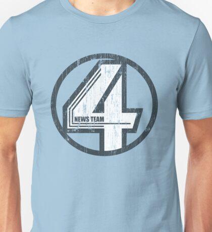 Fantastic 4 News Team Unisex T-Shirt