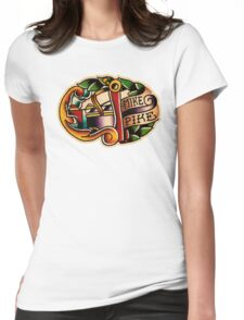 Spitshading 24 Womens Fitted T-Shirt