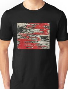 Angry abstract drawing Unisex T-Shirt