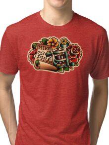 Spitshading 25 Tri-blend T-Shirt