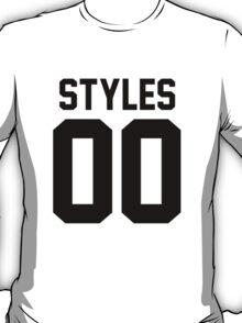 Harry Styles Jersey Tee T-Shirt