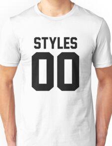Harry Styles Jersey Tee Unisex T-Shirt