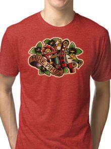 Spitshading 28 Tri-blend T-Shirt