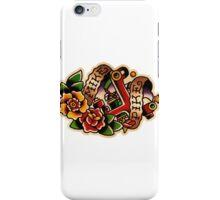 Spitshading 29 iPhone Case/Skin
